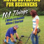 Metal Detecting for Beginners front cover